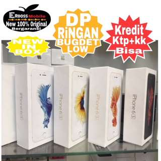 Kredit Low Dp IPhone Apple 6S 16GB Original-Ditoko Promo Ktp+kk bisa wa;081905288895