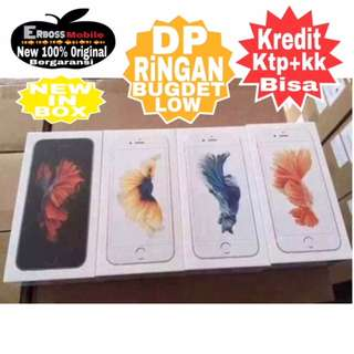 Kredit Low Dp Apple iPhone 6S 64GB Original-Ditoko Promo Ktp+kk bisa wa;081905288895