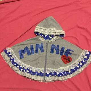 Minnie Mouse Cape