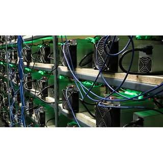 Mining Machine Hosting services star from RM280