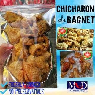 Special Chicharon ala bagnet