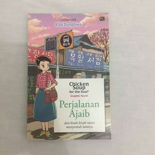 "Chicken Soup for Soul ""perjalanan ajaib"""