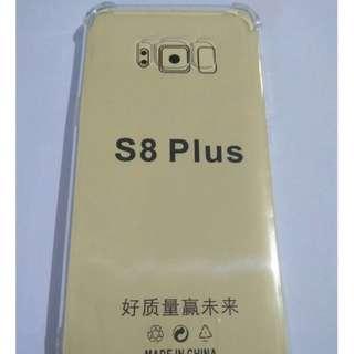 Soft Case Anticrack Samsung Galaxy S8+ Plus Anti Crack