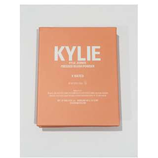 Kylie Cosmetics X-Rate Blush (Swatched)