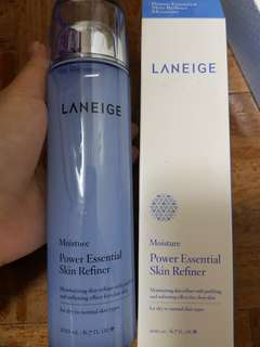 Laneige Moisture Power Essential Skin Refiner