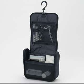 Muji Hanging Box Case Toilette Bag