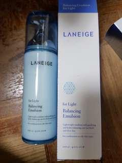 Laneige Balancing Emulsion (Light)