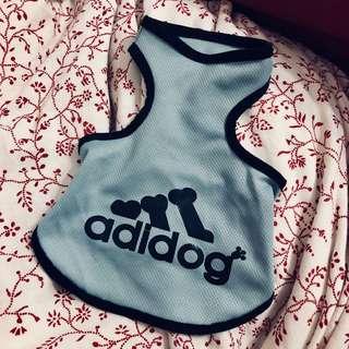 Adidog shirt
