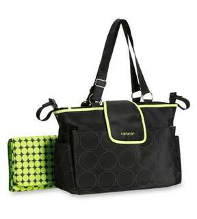 Carter's Tote Bag/ Diaper/Nappy bag