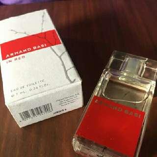 miniature parfume