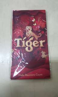 Tiger Red Packets