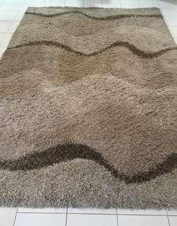 Shaggy Carpet ~ 290cm x 200cm