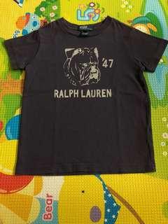 Polo by Ralph Lauren Navy Tshirt 3T