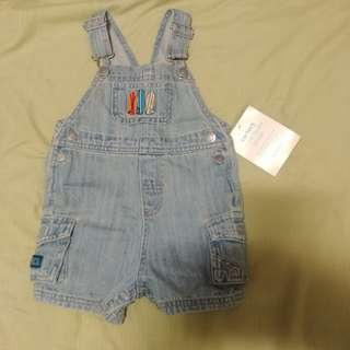 Carter's Overall - BNWT