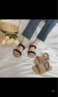 [P.O] Ulzzang Sandals
