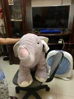 Big elephant stuff toy