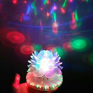 Lampu disco