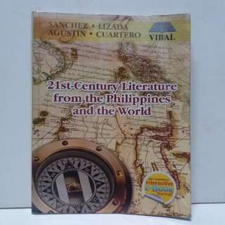 SHS Book - 21st Century Literature from the Ph and Around the World