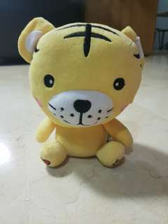 Cute Tiger Soft Toy