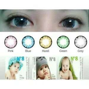 SOFTLENS BABY EYES X2