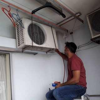 Selangor aircon service