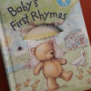 Baby's Rhymes & CD