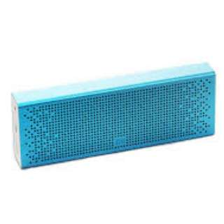 Brand New Mi Bluetooth Speaker Blue Colour