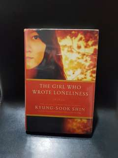 Novel the girl who wrote loneliness inggris english