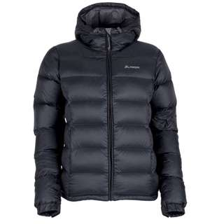 women's macpac halo down feather jacket