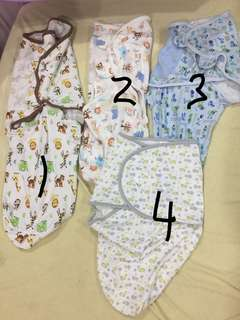 Baby Swaddle - for 0 to 6months