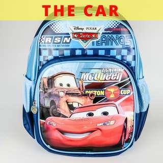 Disney School Bag for Primary School-The Car
