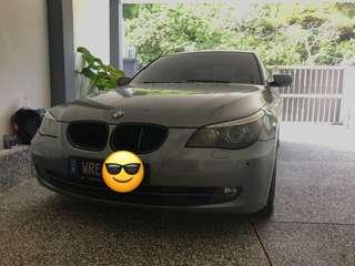 BMW 523i E60 SE TIPTOP