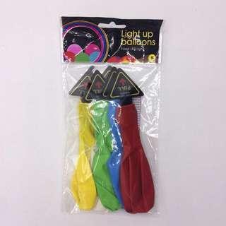 LED Balloons 5pcs/pack