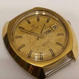 Vintage Certina DS2 Automatic Watches 古董手錶