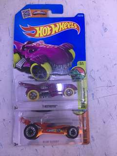 Hot Wheels Regular Treasure Hunt