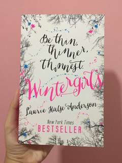 Wintergirls - a novel