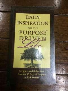 Purpose Driven