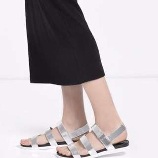 Brand new Charles Keith sandals