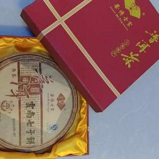 雲南七子餅 陳年普洱茶 2003年