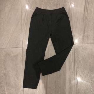 Zara grey trousers