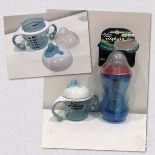 Tommee Tippee Sipper Cup & Beaker Combo