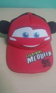 Cars cap for boys