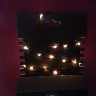 LED 燈串 - 25粒暖白色