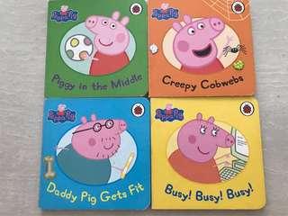 Peppa Pig- Board book