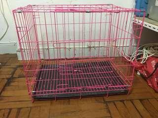 狗籠 (59x42x50)