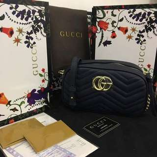 Updated! Gucci Chain Sling Bag