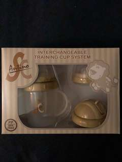 Interchangeable Training Cup