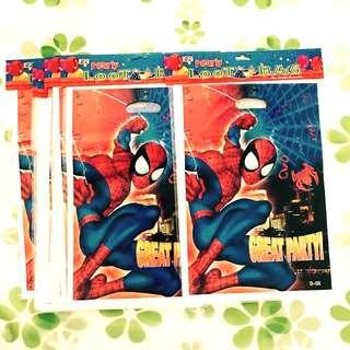 Birthday Gift Bag - Spider Man