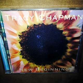 Tracy Chapman-New Beginning (Import - USA) CD