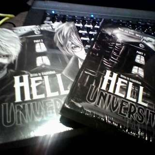 Wattpad Books: Hell University Part 1 & 2
